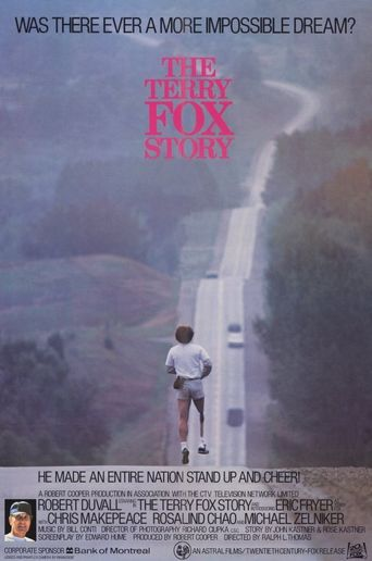 The Terry Fox Story Poster