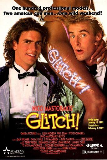 Glitch! Poster