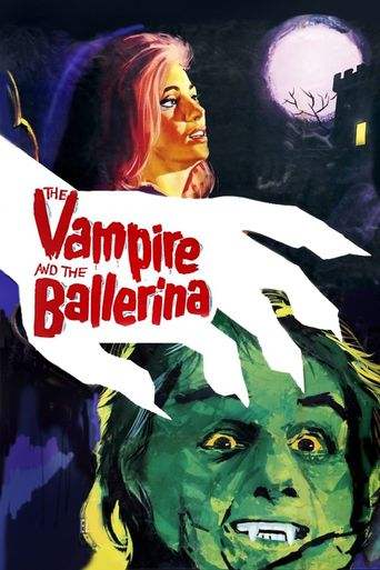 The Vampire and the Ballerina Poster