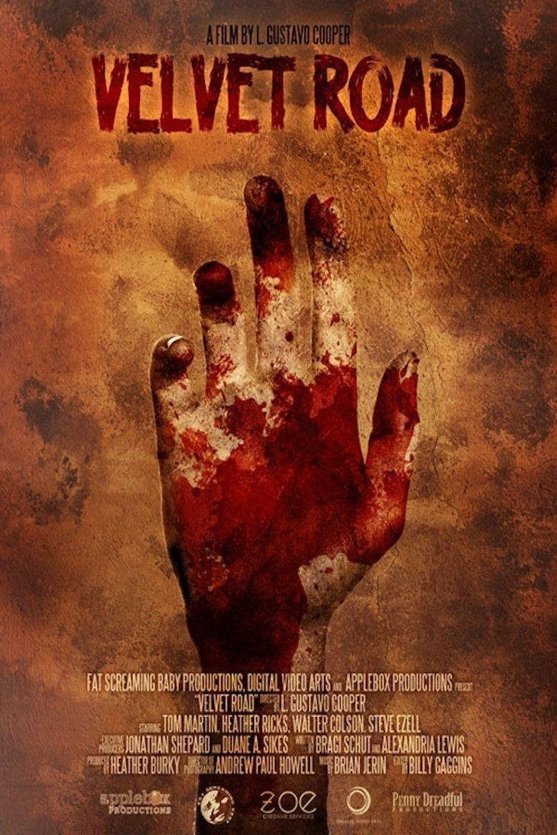 Velvet Road Poster