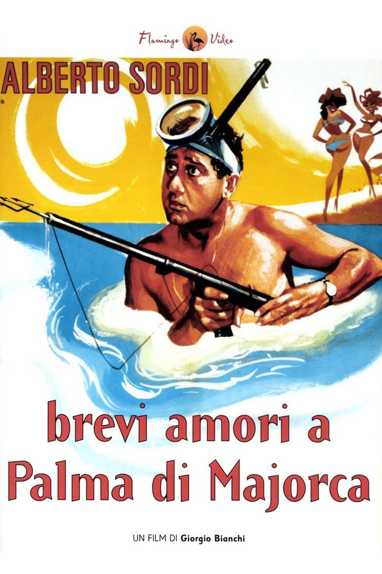 Vacations in Majorca Poster
