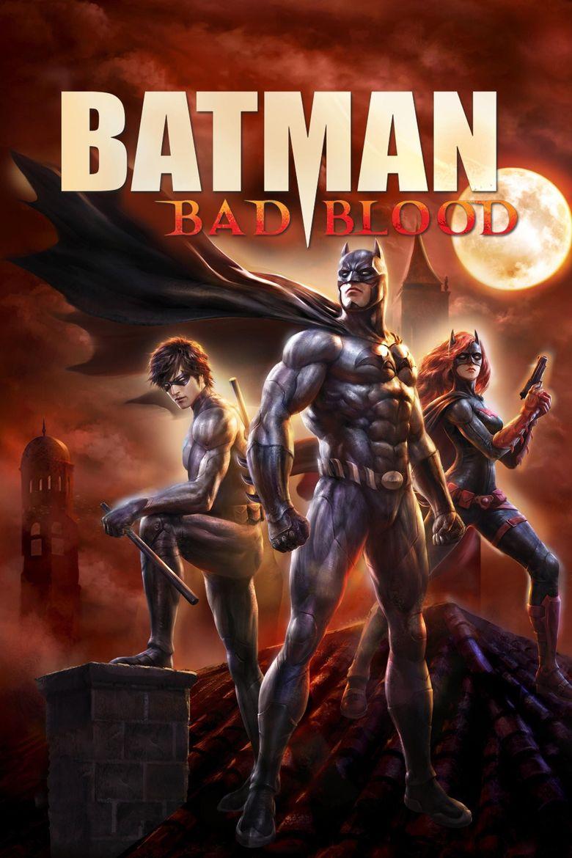 Batman: Bad Blood Poster
