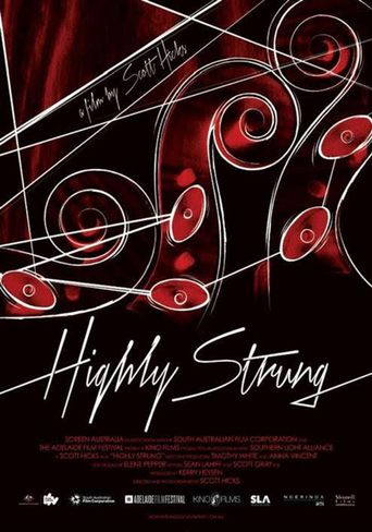 Highly Strung Poster