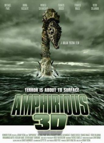 Amphibious 3D Poster