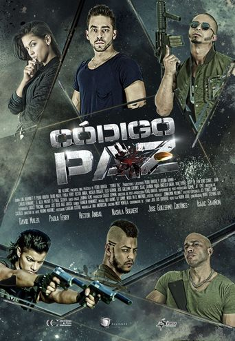 Peace Code Poster