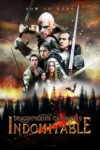 Indomitable: The Dragonphoenix Chronicles Poster