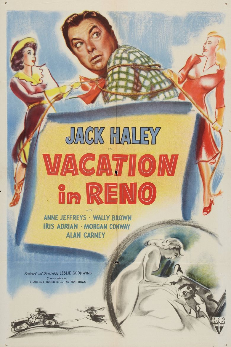 Vacation in Reno Poster