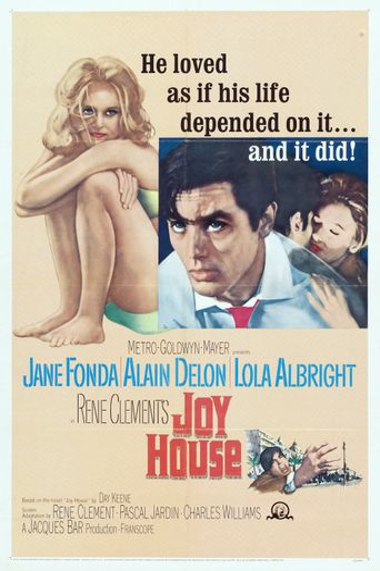 Joy House Poster