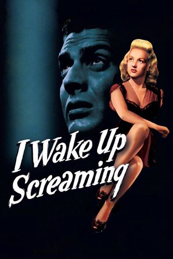 I Wake Up Screaming Poster