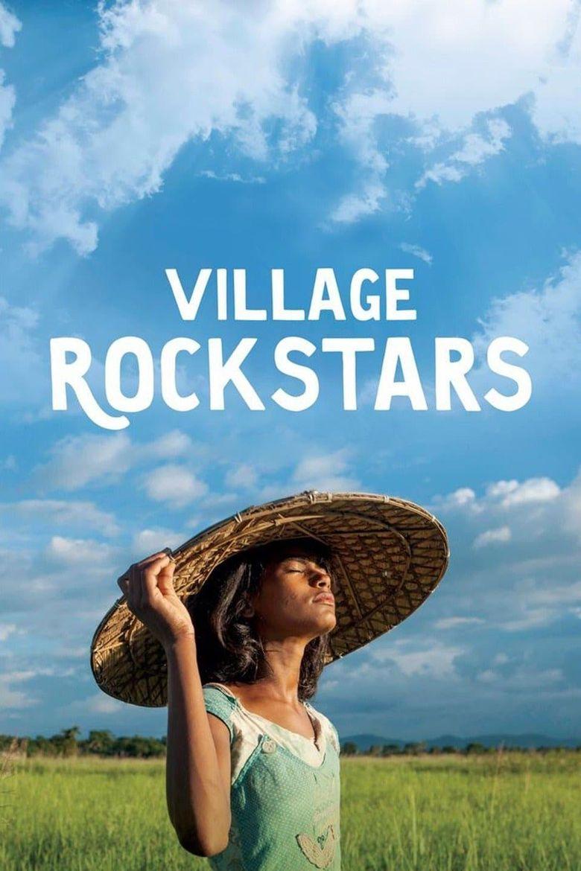 Village Rockstars Poster