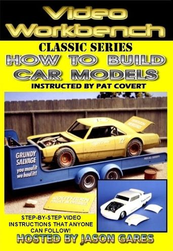 Video Workbench: How to Build Car Models Poster