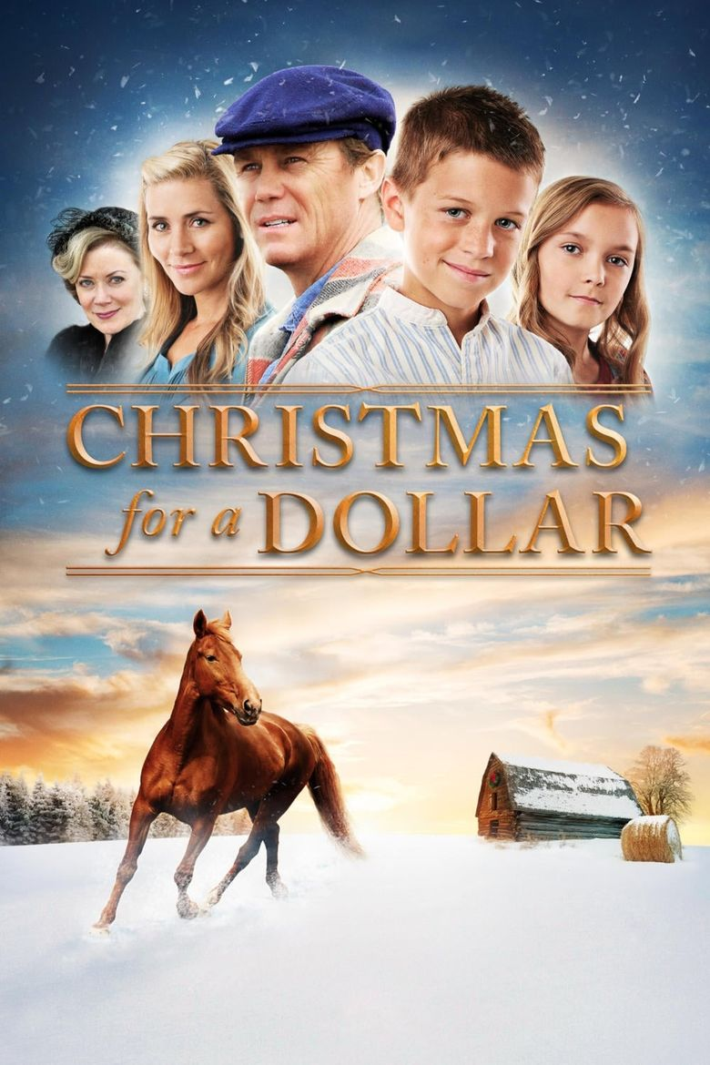 Christmas for a Dollar Poster