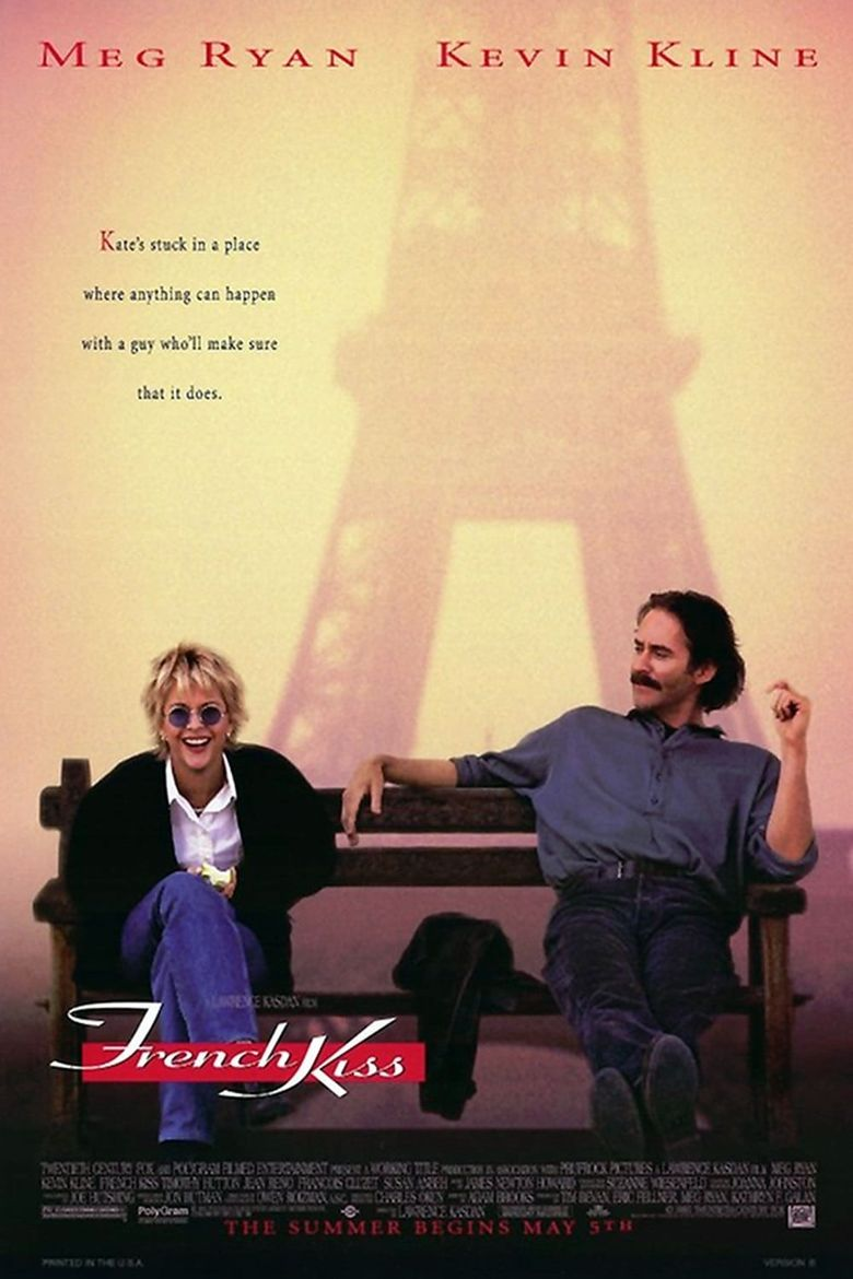 French Kiss Poster
