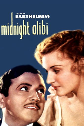 Midnight Alibi Poster