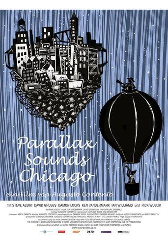 Parallax Sounds Poster
