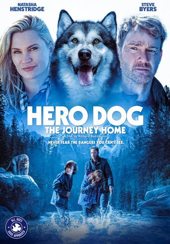 Hero Dog: The Journey Home Poster