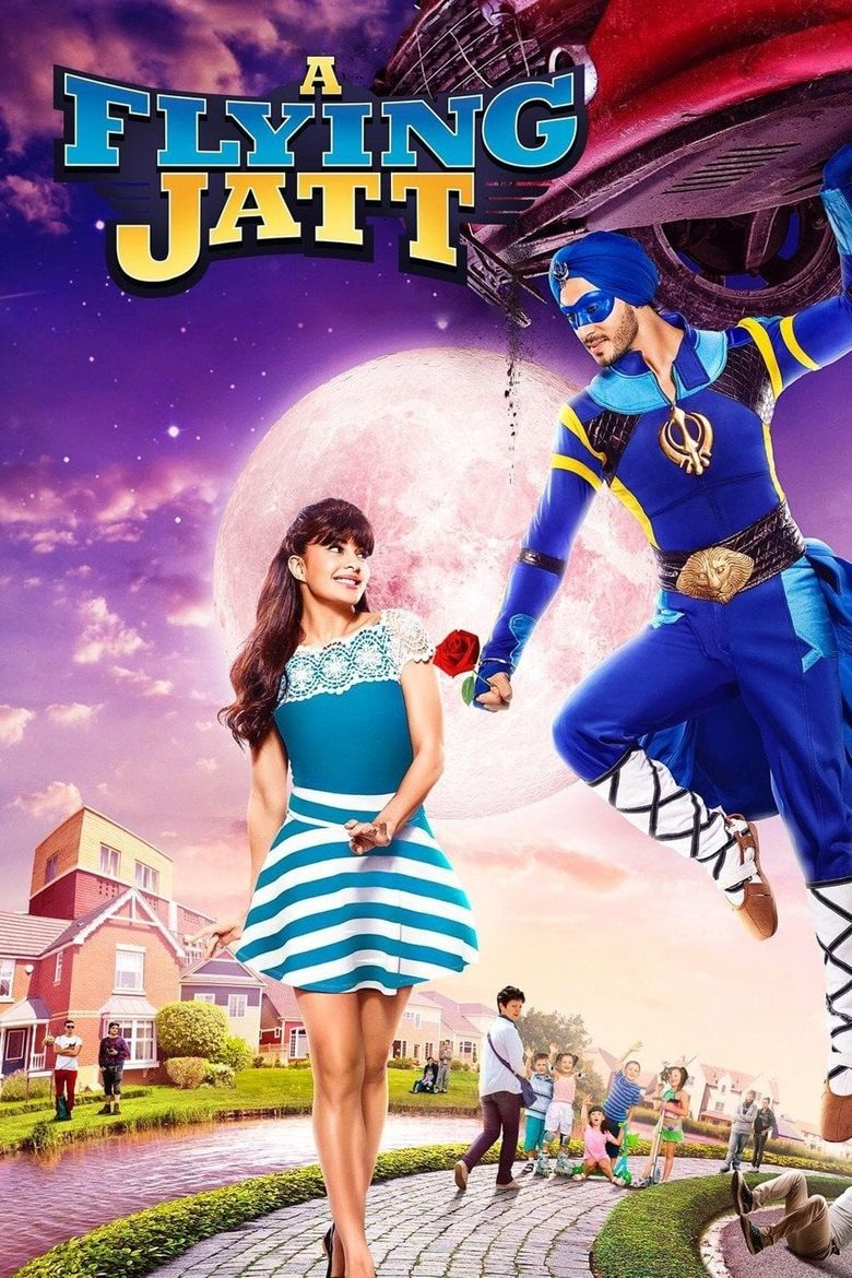 Watch A Flying Jatt