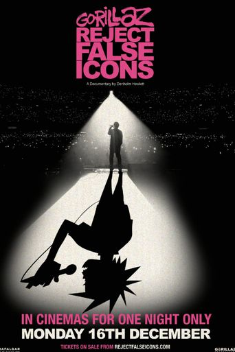Reject False Icons Poster