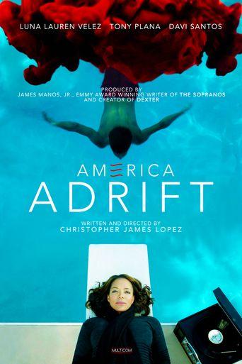 America Adrift Poster