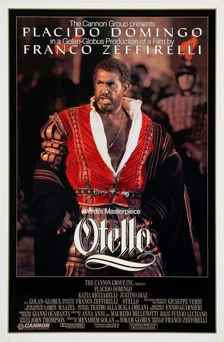 Otello Poster