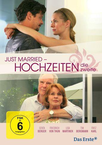 Just Married - Hochzeiten zwei Poster