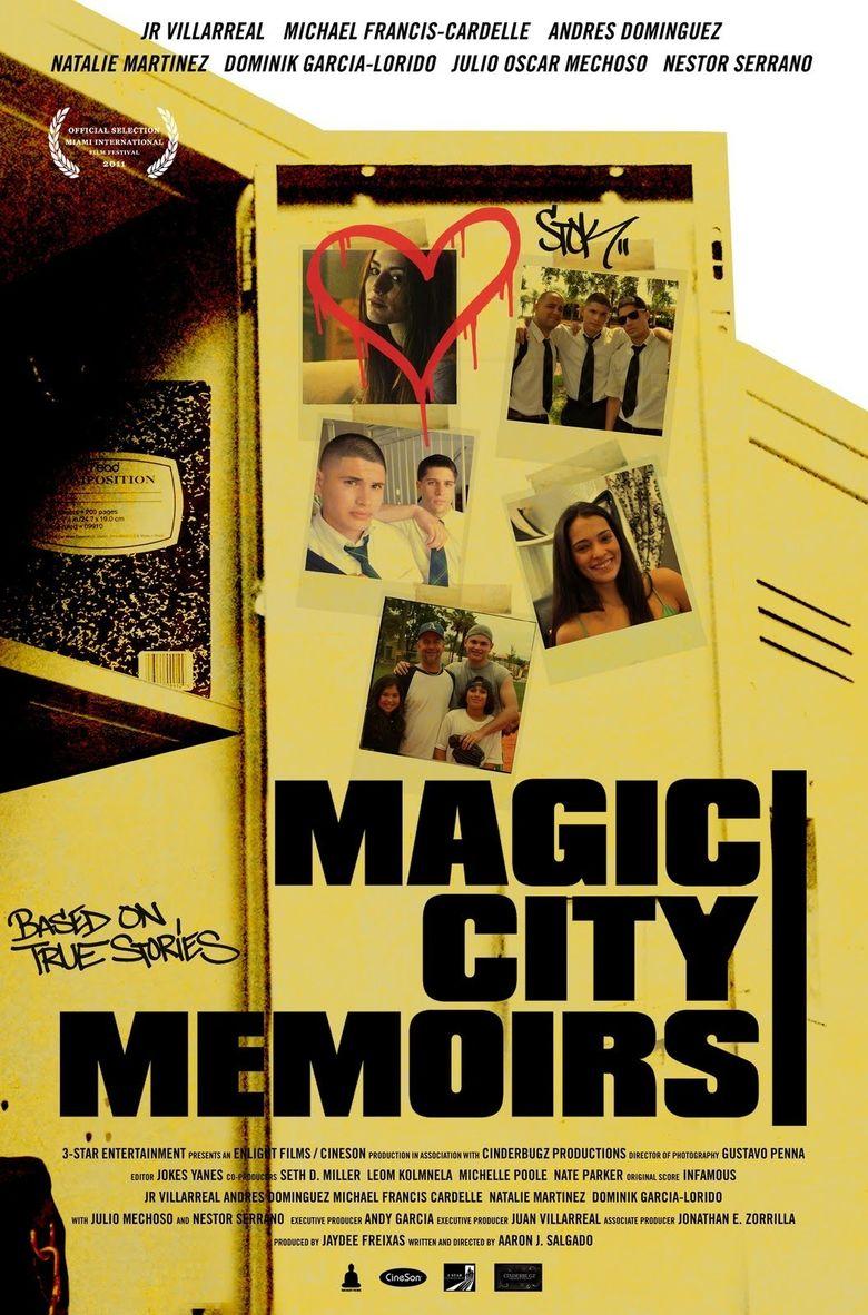 Magic City Memoirs Poster