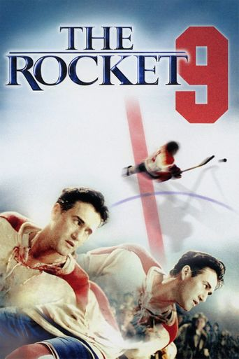 The Rocket: The Legend of Rocket Richard Poster