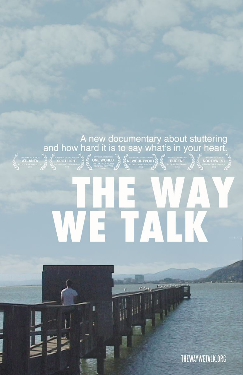 The Way We Talk Poster