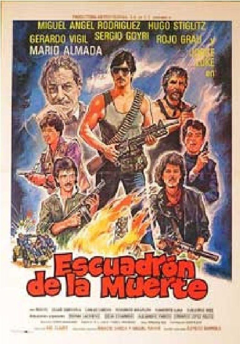 Death Squad Poster