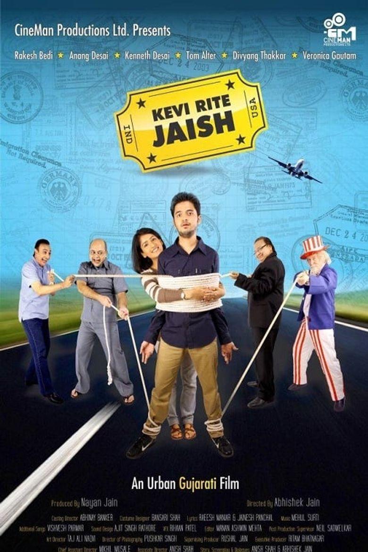 Kevi Rite Jaish Poster