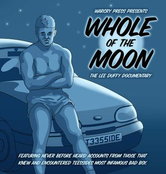 Lee Duffy - The Whole of the Moon Poster