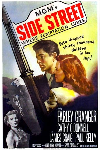 Side Streets Poster