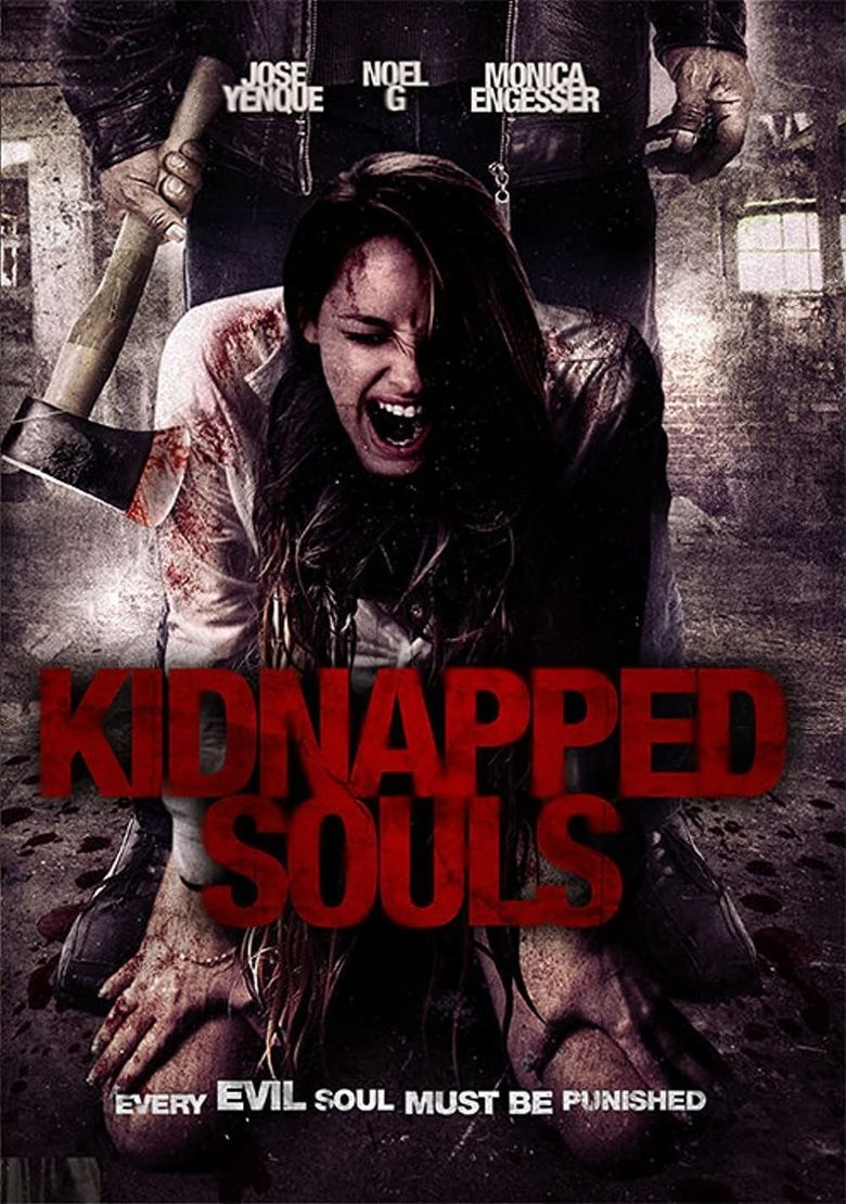 Kidnapped Souls Poster