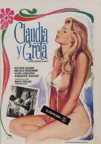 Claude et Greta Poster