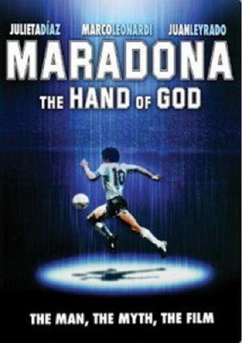 Maradona, the Hand of God Poster