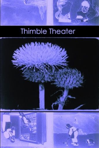 Thimble Theater Poster