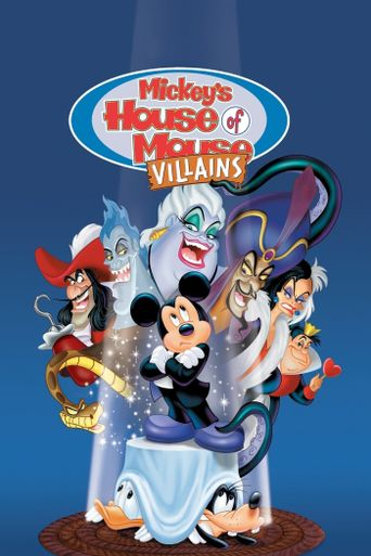 Watch Mickey's House of Villains