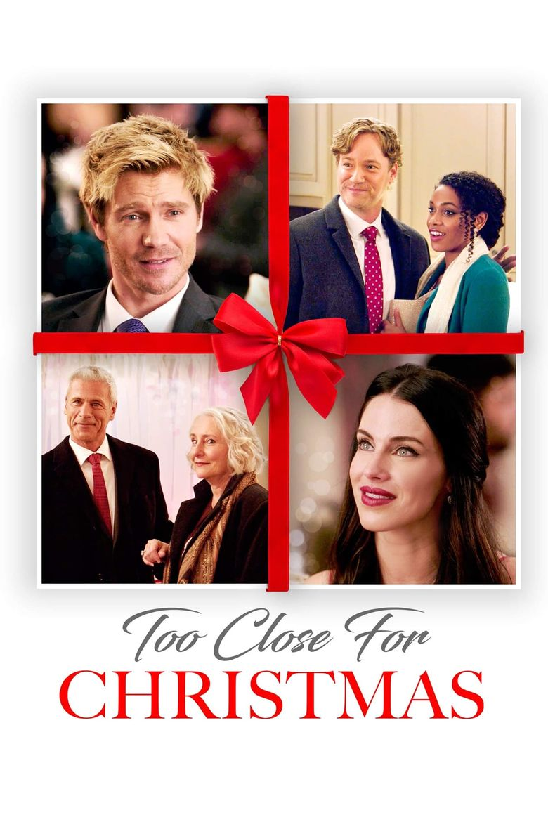 Too Close For Christmas Poster