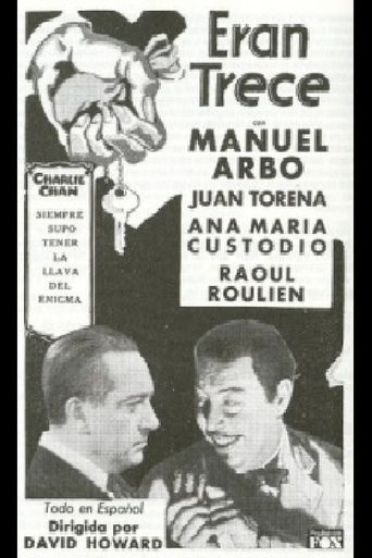 Eran Trece Poster