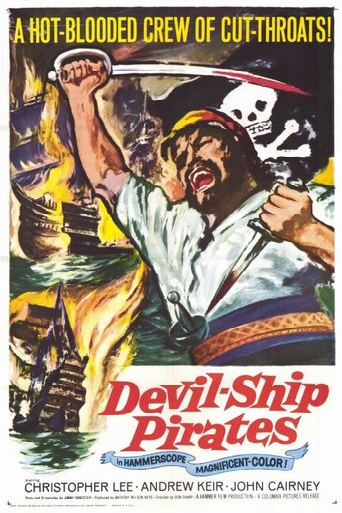 The Devil-Ship Pirates Poster