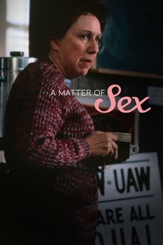 A Matter of Sex Poster