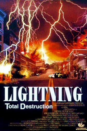 Lightning: Fire from the Sky Poster