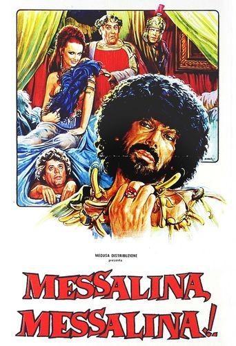 Messalina, Messalina! Poster