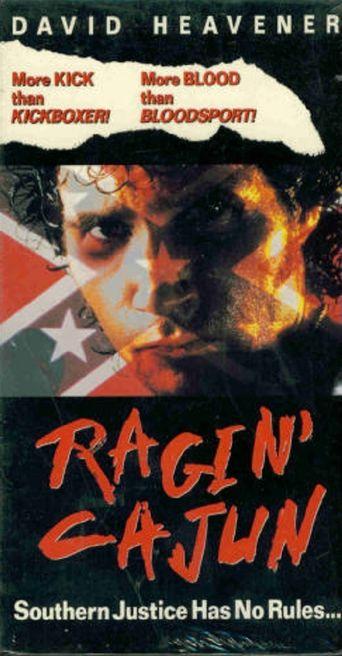Ragin Cajun Poster