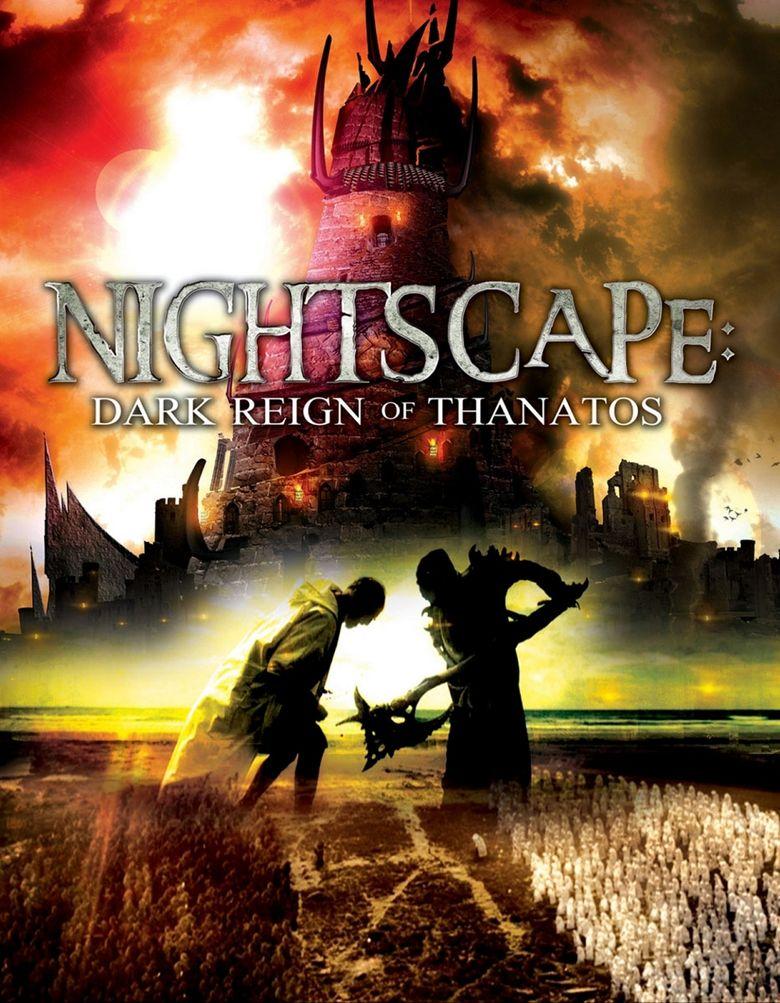 Nightscape: Dark Reign of Thanatos Poster