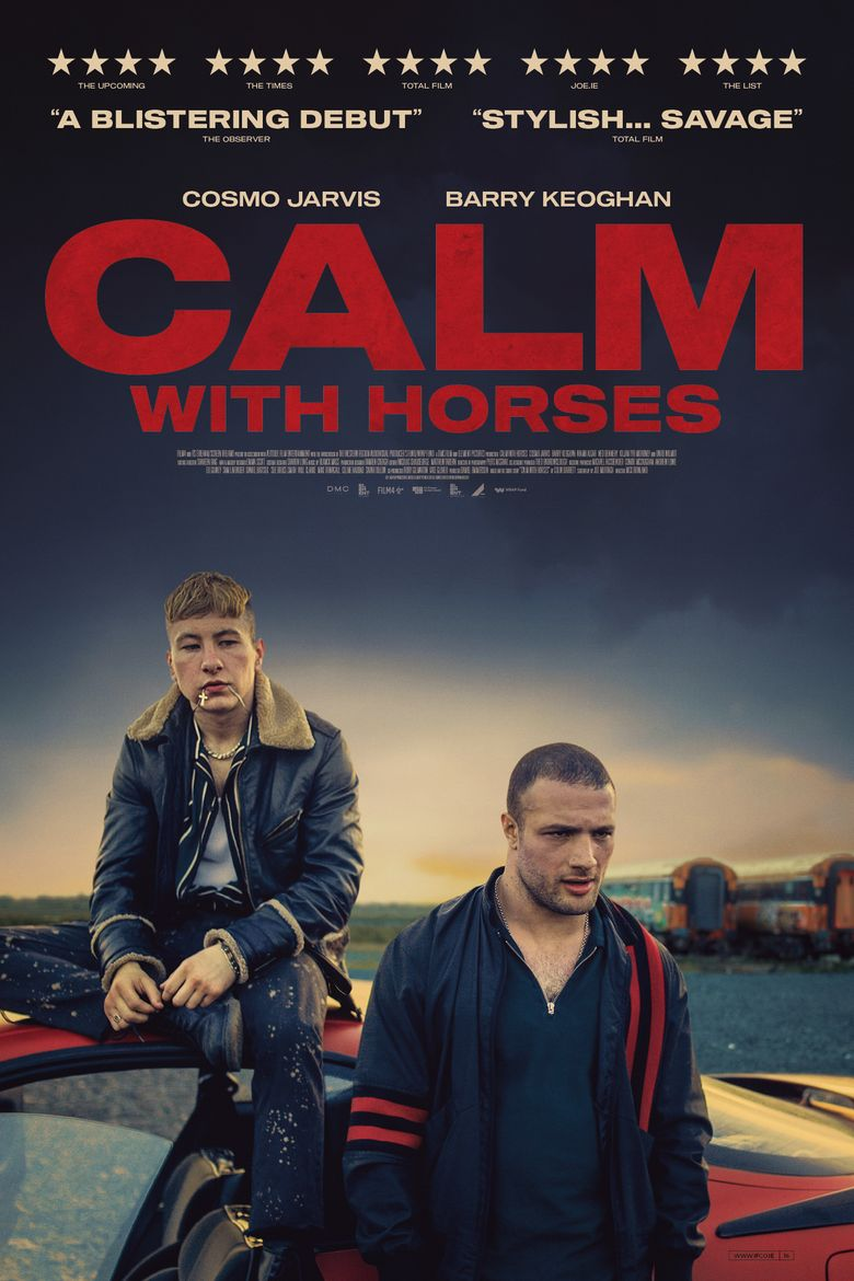 Calm with Horses Poster