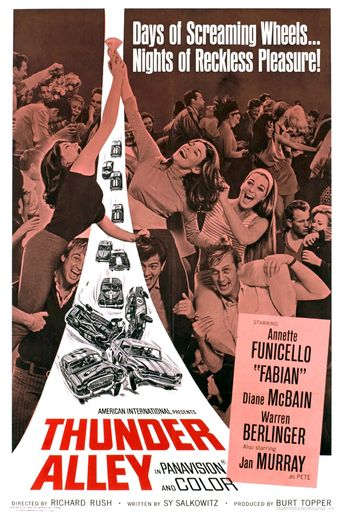 Thunder Alley Poster