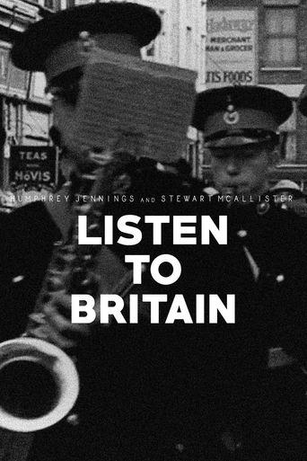Listen to Britain Poster