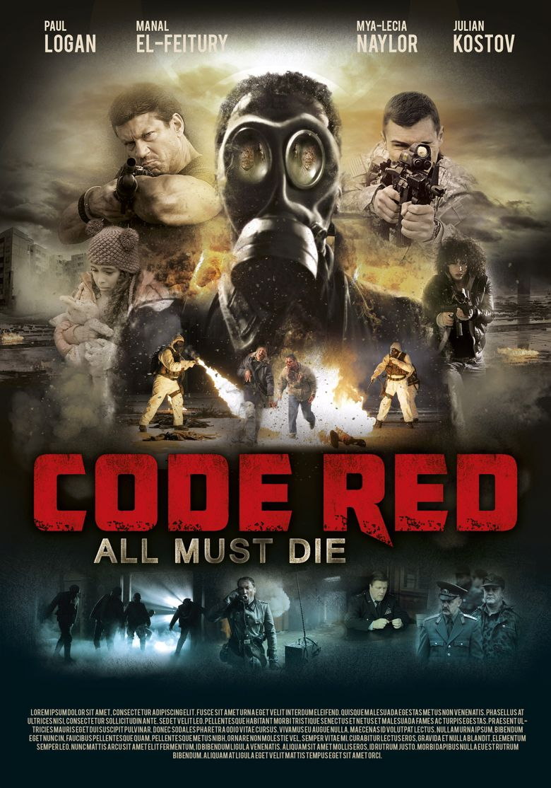 Code Red Poster