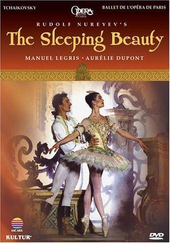 The Sleeping Beauty: Rudolf Nureyev Poster